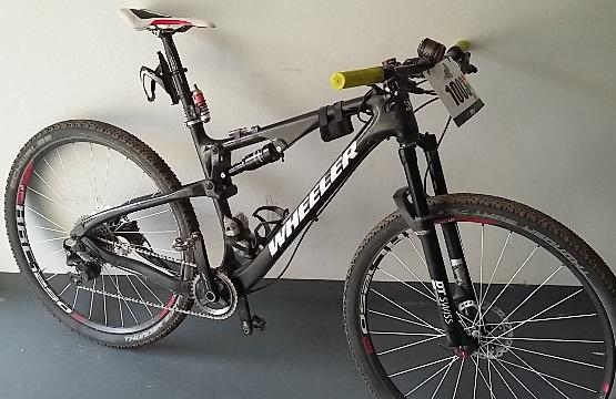 Desert Dash Bike