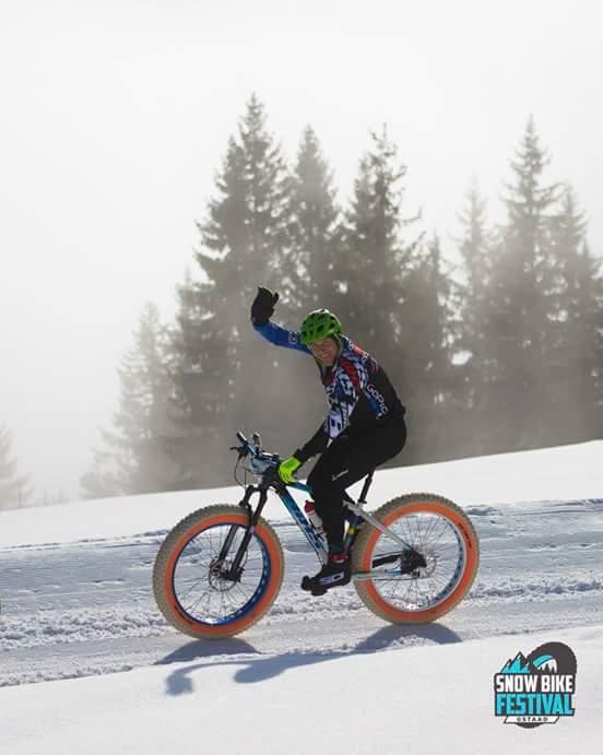 Snowbikefestival, 2te Etappe