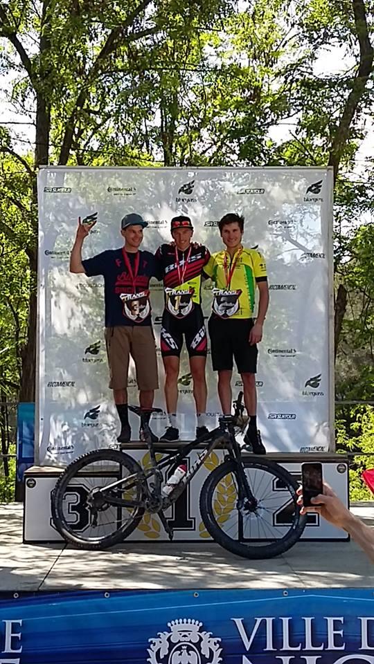 Sieg beim TransVesubienne Enduro-Marathon, Rang 2 in der Gesamtwertung des Utra-TransVesubienne!