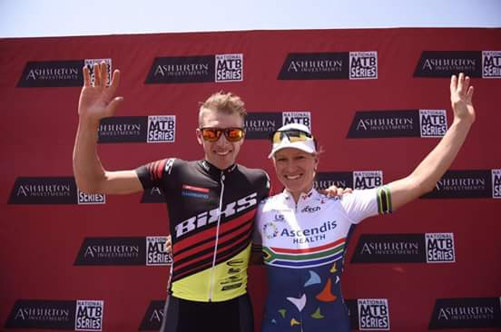 Sieg in Rooiberg, RSA bei der Ashburton National Series!