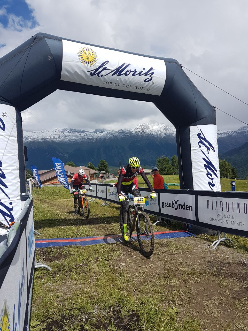 Enttäuschender Prolog beim Egadin Bike Giro!