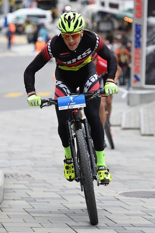 Enttäuschender 4ter Rang am Eiger Bike!