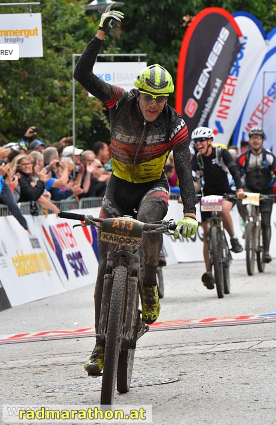 Sieg an der Salzkammergut Trophy! 210 Km & 7'150 Hm!