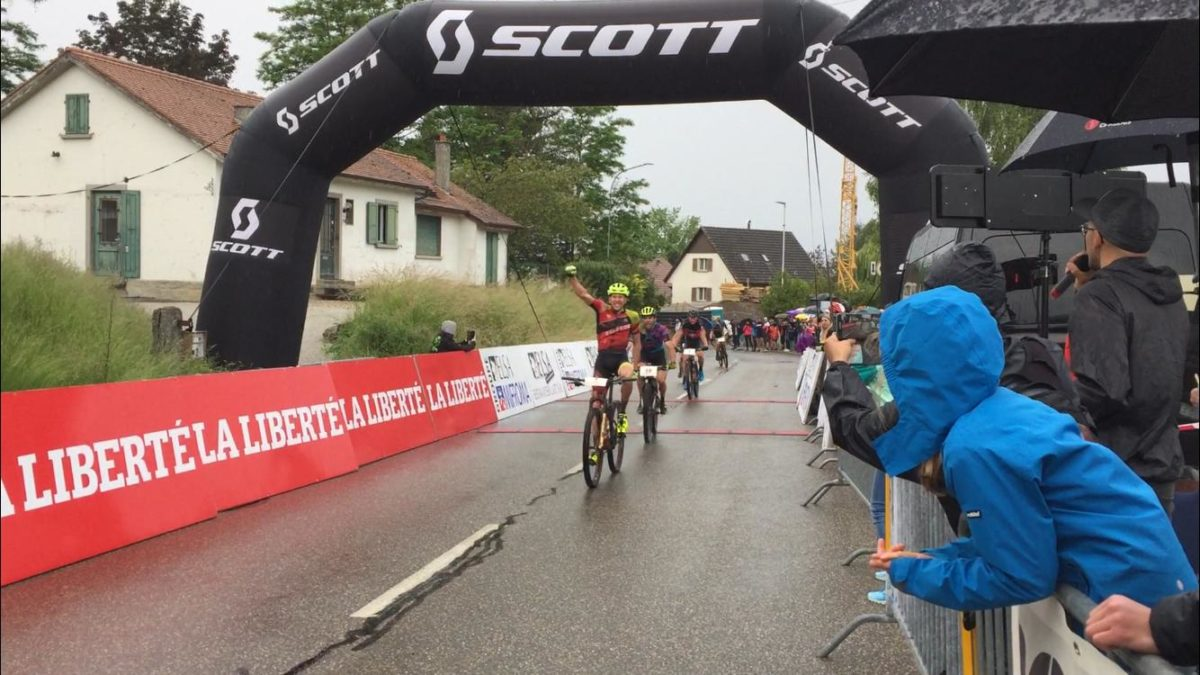 Hattrick! 3ter Sieg in Folge bei der Elsa Bike Trophy!