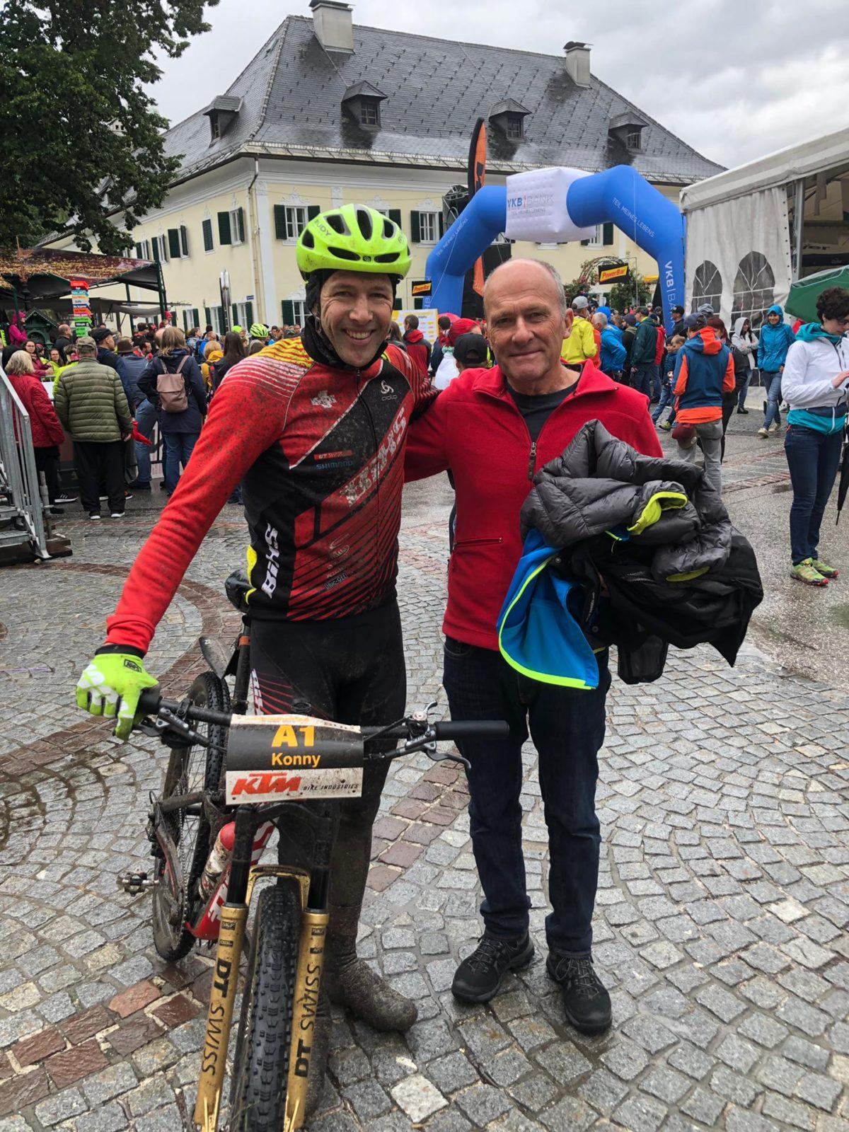 3er Sieg in Folge an der Salzkammergut Trophy über 210 km & 7'119 Höhenmeter!