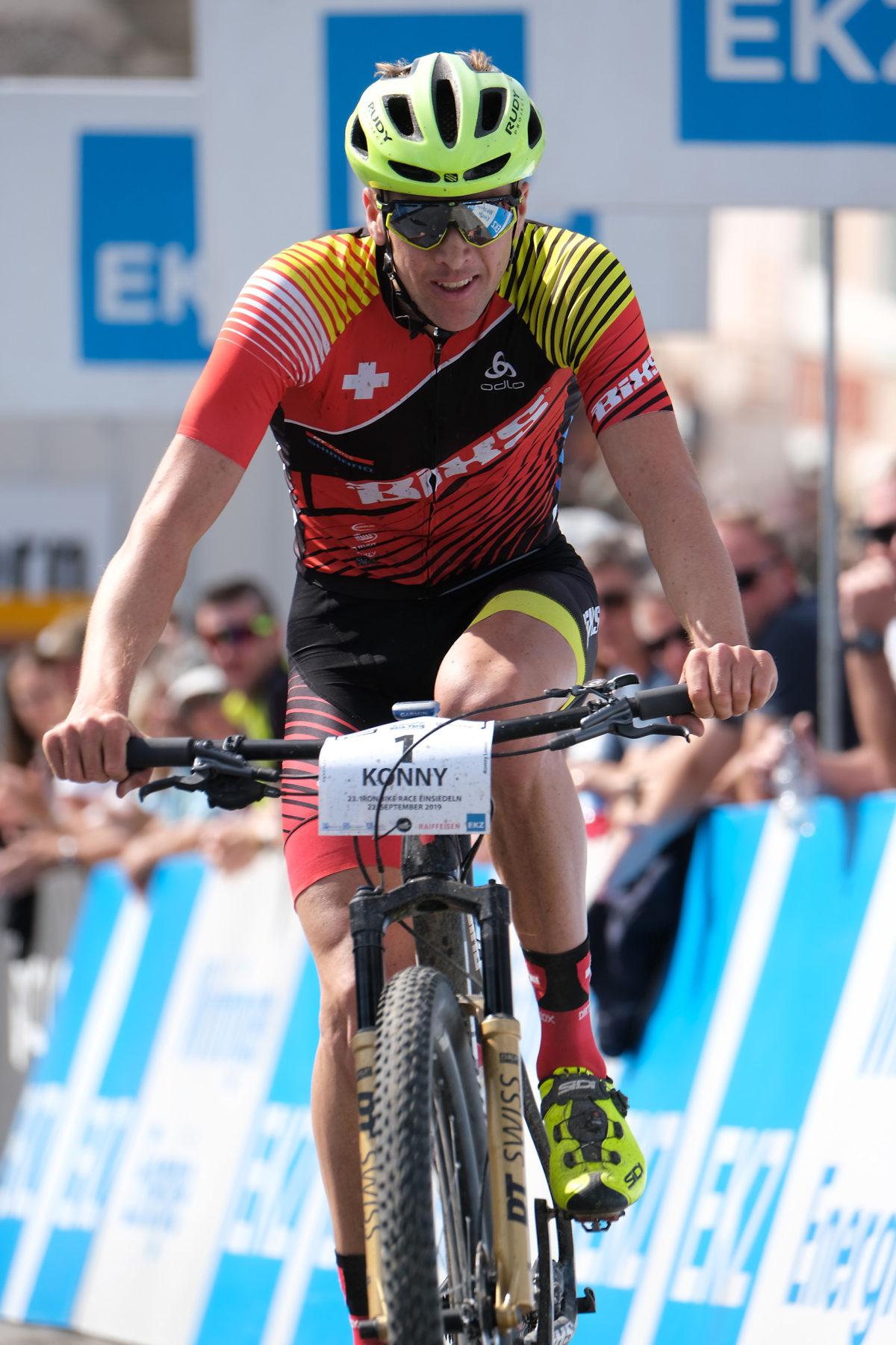 Rang 2 zum Saisonfinale beim Iron Bike Race in Einsiedeln!