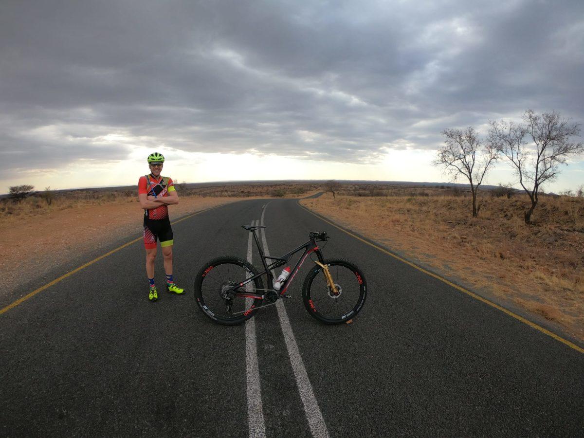 Zurück in Namibia!