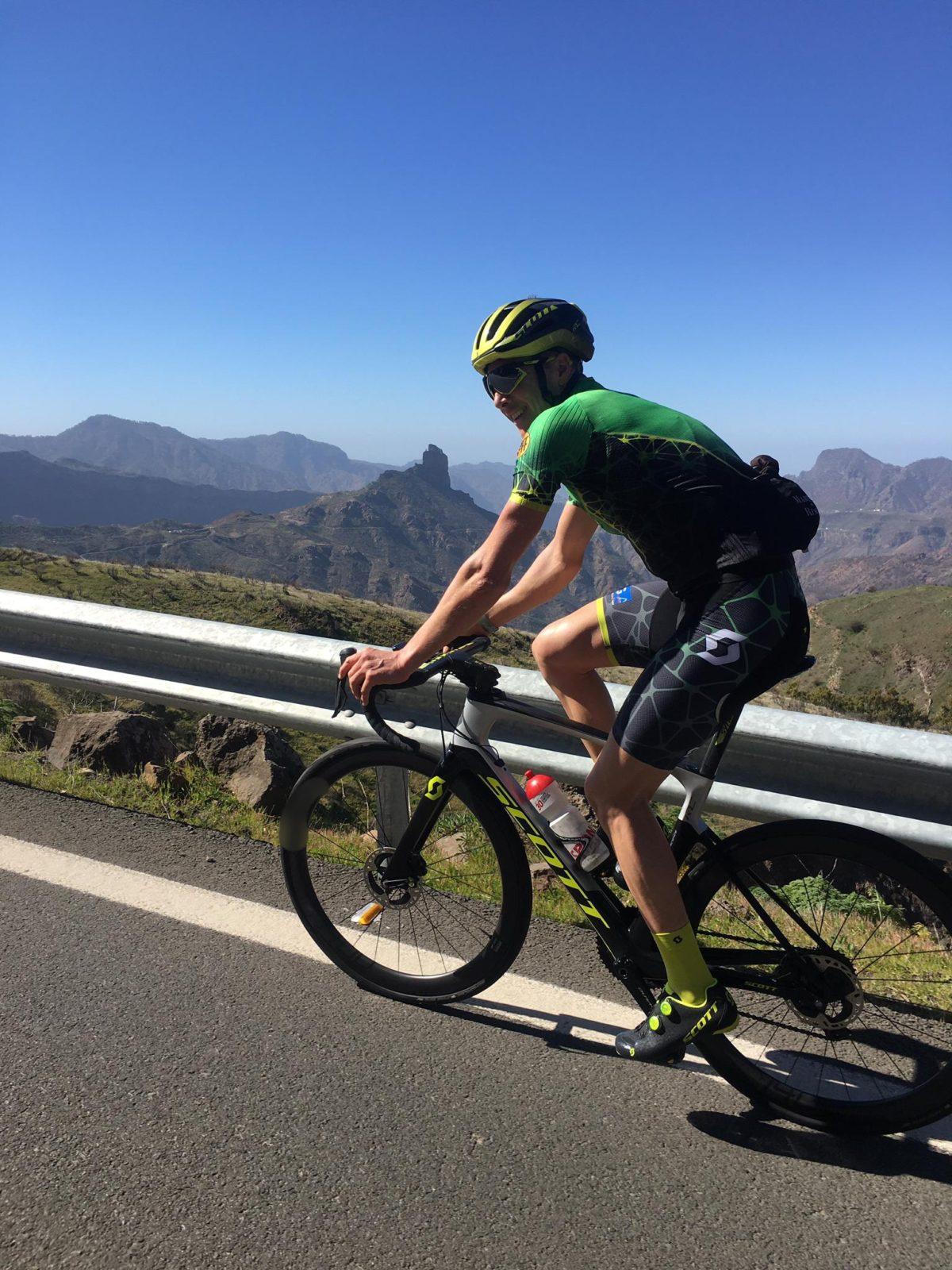Perfekt trainiert auf Gran Canaria!