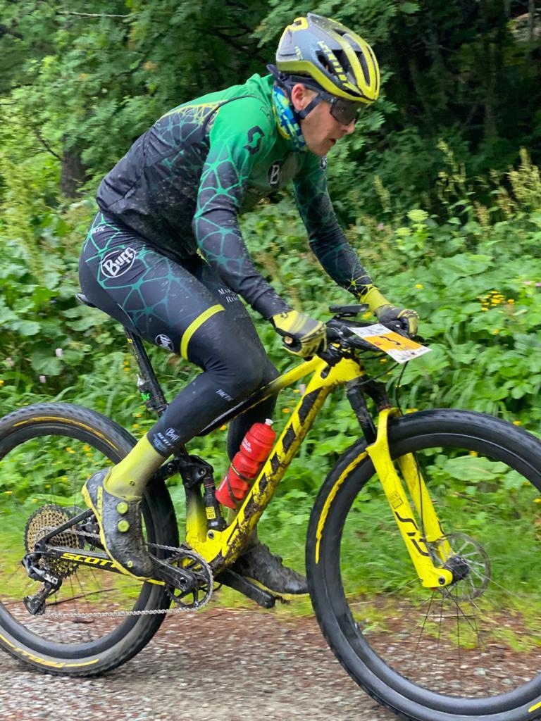 Miserable zweite Etappe beim Engadin Bike Giro!