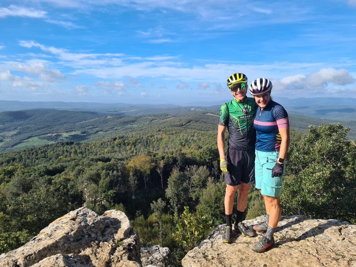 Bikeferien in der Toscana