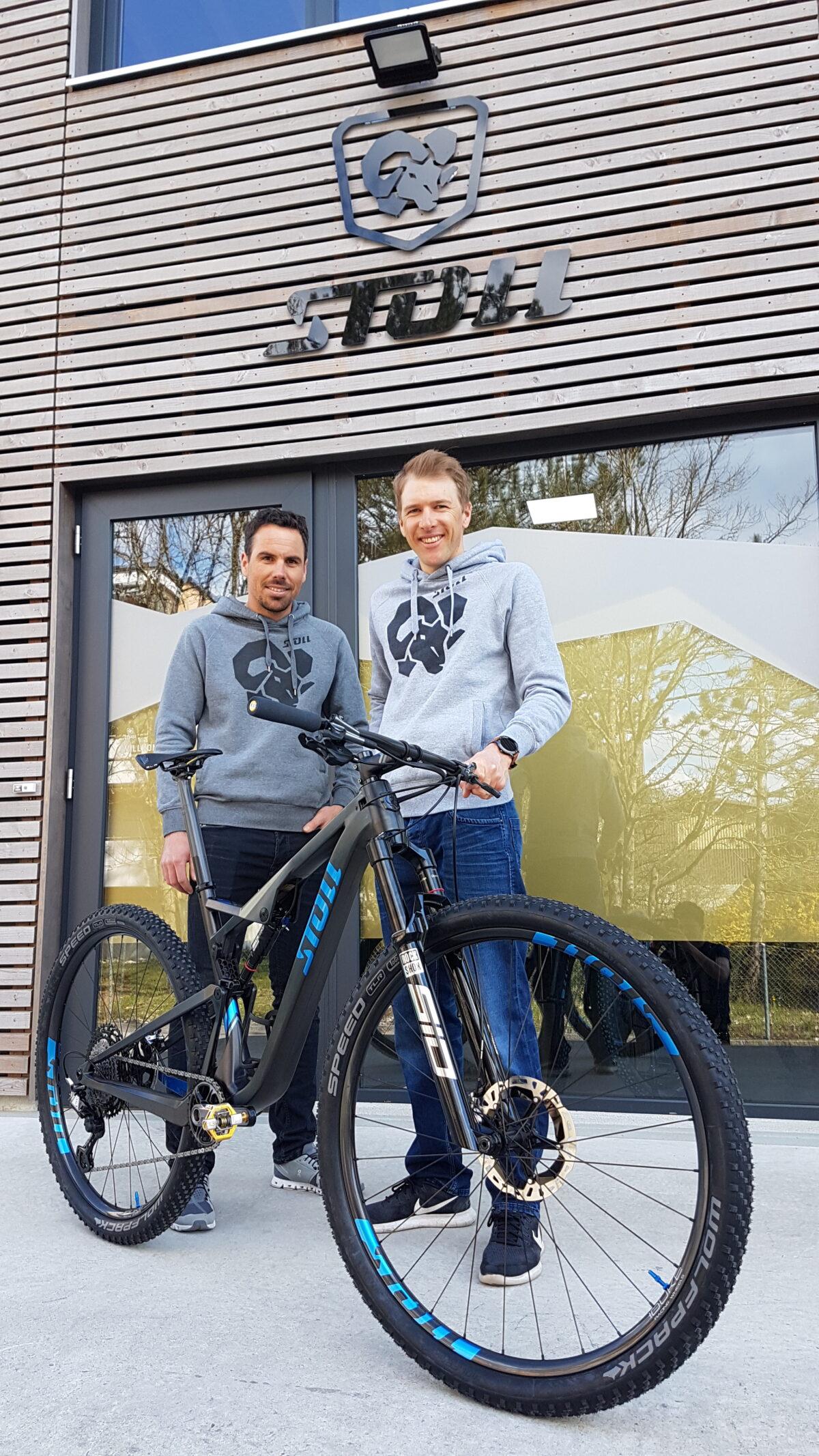 Testdays der STOLL-Bikes in Schaffhausen