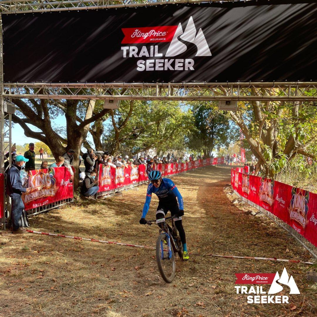 Sieg beim King's Price Trailseeker in Pretoria.